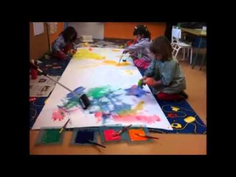 Aquí teniu una mostra del treball per amnbients que realitzam a l'escola des puig.