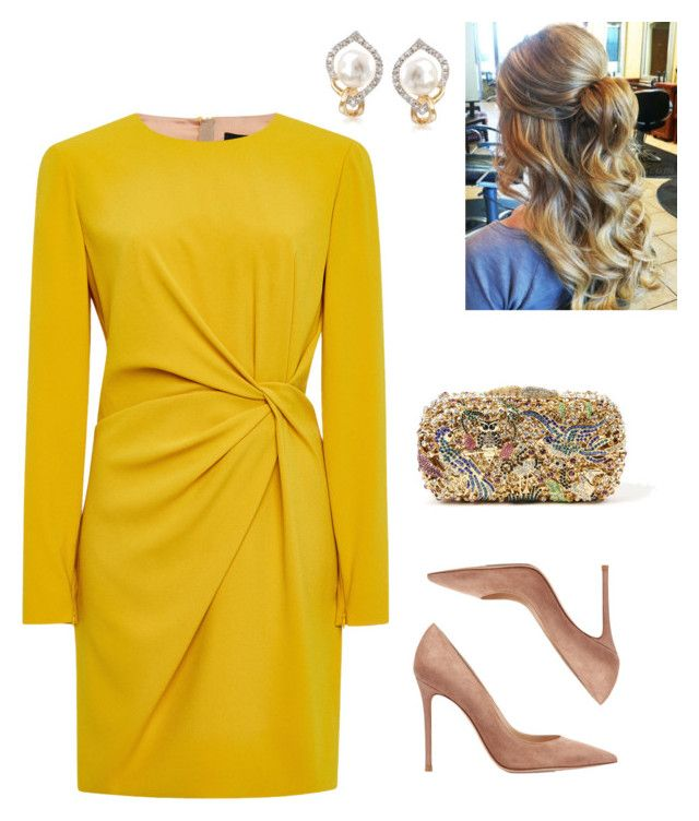 """""""Untitled #1033"""" by lovelifesdreams on Polyvore featuring Gianvito Rossi and Ross-Simons"""