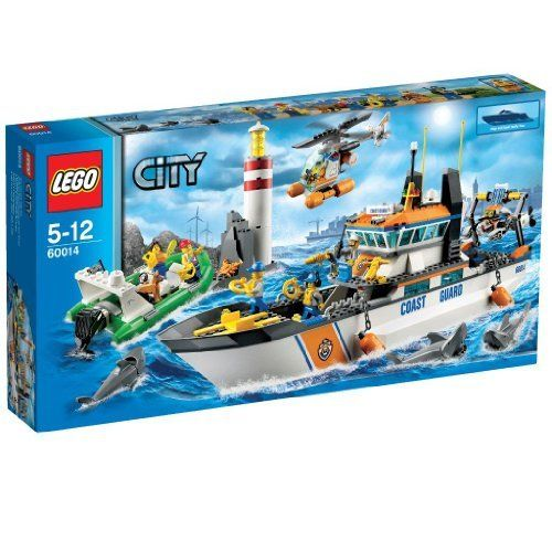LEGO City Coast Guard 60014: Coast Guard Patrol by LEGO City Coast Guard, http://www.amazon.co.uk/dp/B00B06J3FQ/ref=cm_sw_r_pi_dp_Njkusb114WNDS