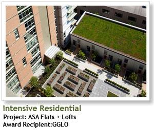 2010 Winner Intensive Residential ASA Flats Lofts Recipient GGLO
