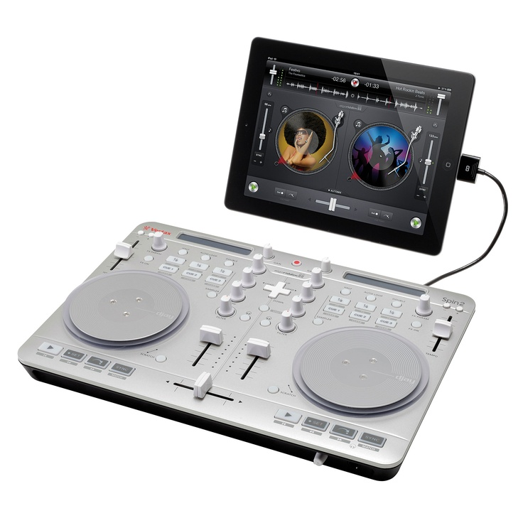 Spin2 Dj Controller by Vestax