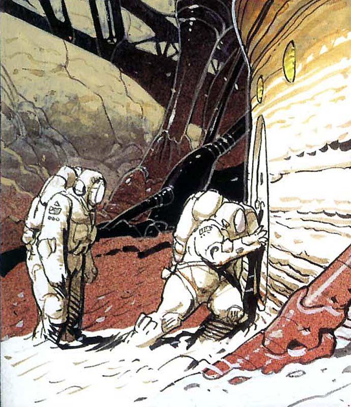 #Moebius - Les Réparateurs (1996)