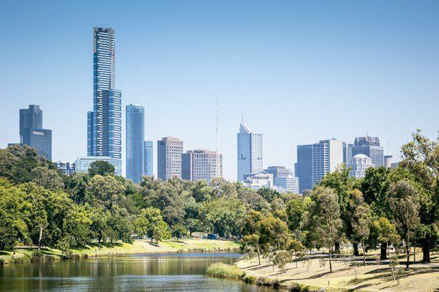 Как Мельбурн станет холоднее начетыре градуса. Изображение № 3.