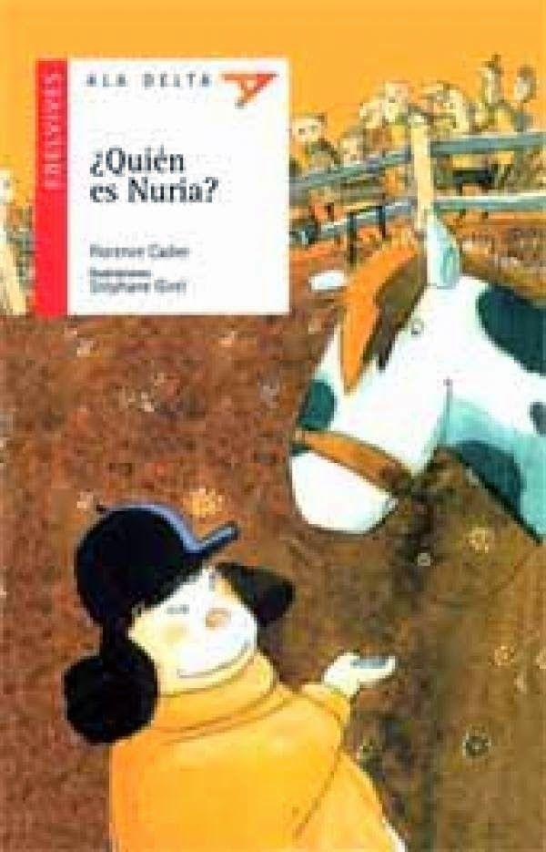 """""""¿Quién es Nuria?"""" - Florence Cadier (Edelvives y Down España) #sindromededown"""
