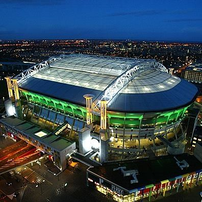 Ajax - amsterdam Arena, most amazing stadion of Holland!