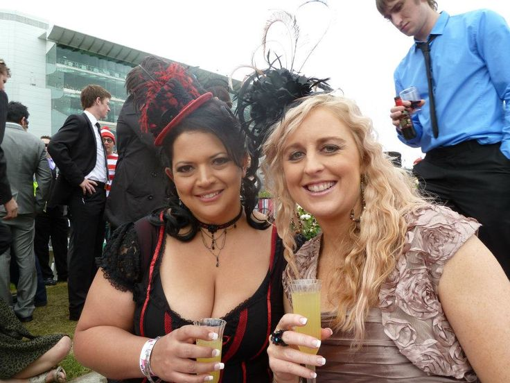 Melbourne Cup Horse Racing - Funny Costumes!   The Travel Tart Blog