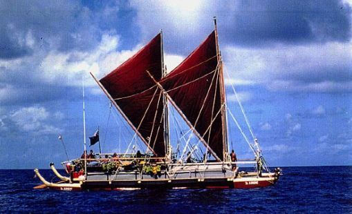 INFO SHEET - Rediscovering traditional Māori navigation - The recent resurgence in traditional Māori navigation techniques captured the imagination of Te Taka Keegan, who voyaged from Hawaii to Rarotonga on a waka (a Māori canoe) for 30 days.