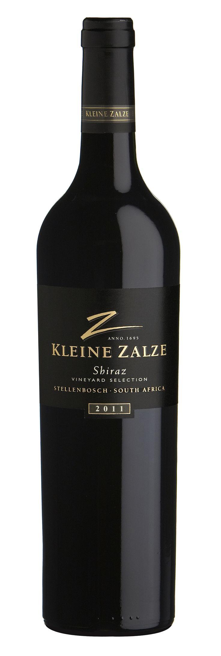Kleine Zalze Vintage Selection Shiraz 2011