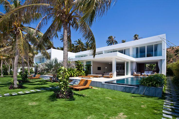 Oceanique Villas in Vietnam by MM