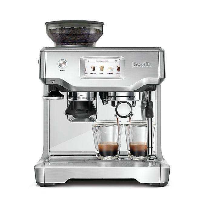 Breville Barista Touch Espresso Maker In 2020 Espresso Maker Espresso Coffee Maker