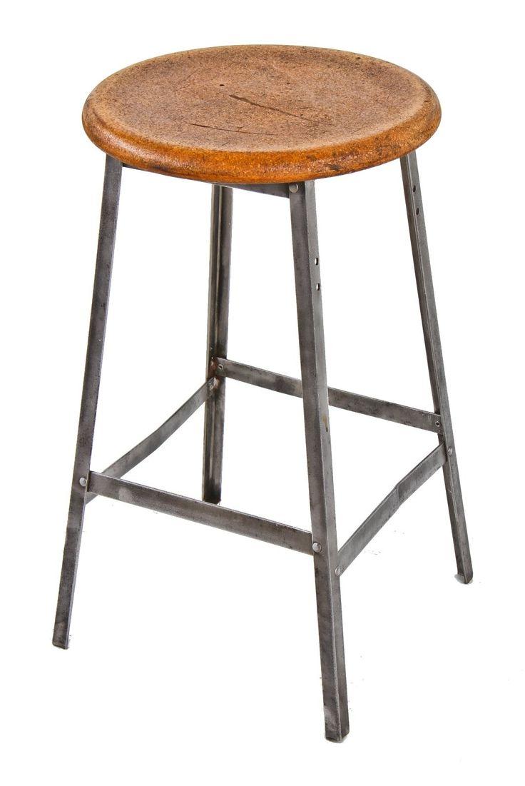 69 best vintage industrial stools images on pinterest vintage industrial stools and factories