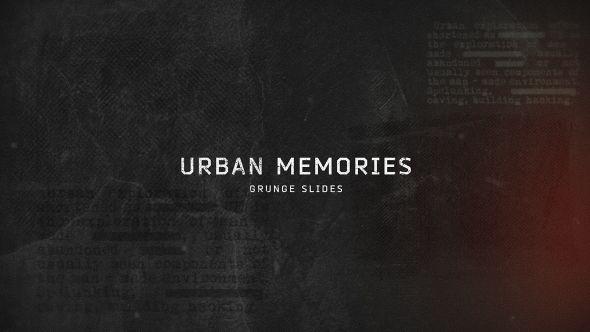 Urban Memories // Grunge Slides  • See it in action ➝…