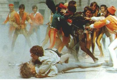 romeo kills tybalt essay