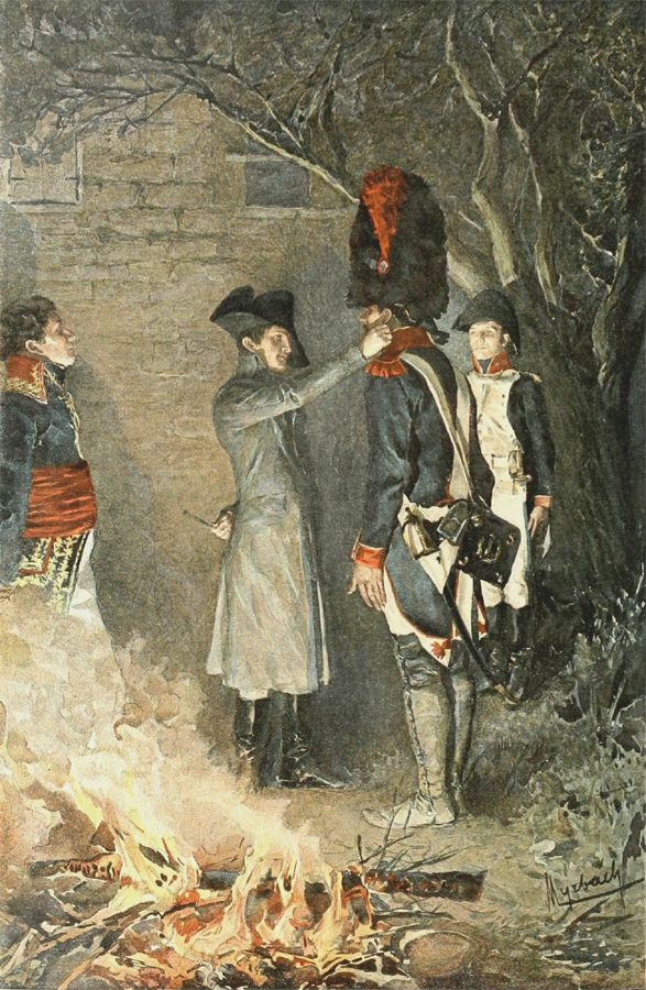 life of napoleon bonaparte as one of the greatest military masterminds in history Napoleon bonaparte's admiration for one of the greatest heroes of french history from history but a contemporary of napoleon, and one with whom he.
