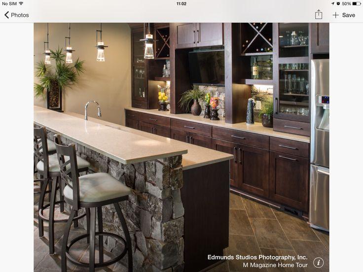 Pin de korbinian werzmirzowsky en kitchen pinterest for Ranch house con cantina