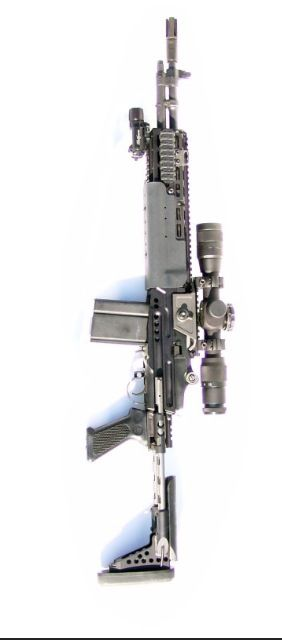 M-14 rifle