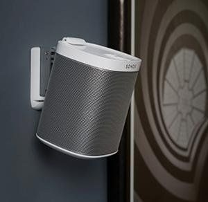 Why Not Wall Mount Your Sonos Play 1 Speaker!
