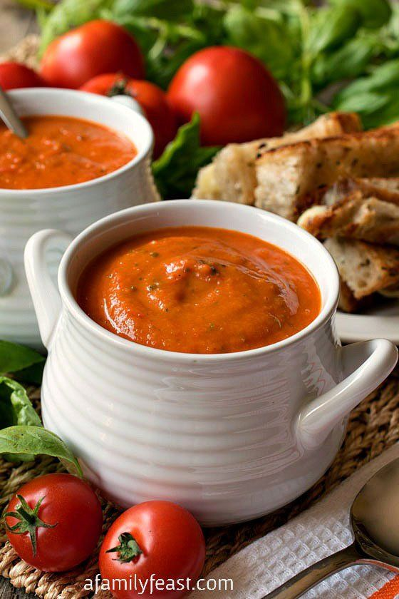 Tomato Soup - A Family Feast