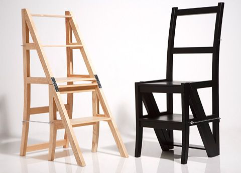 Ladder/Chairs
