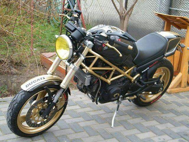 My Ducati Monster