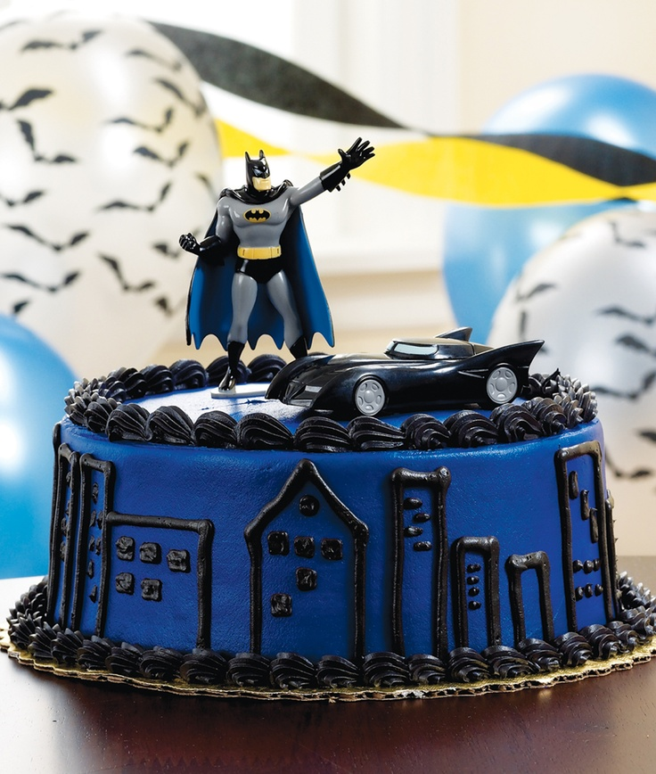 223 best Fondant Creations images on Pinterest Batman Cake