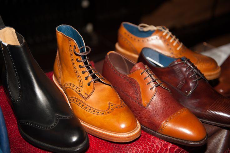 Barker's shoes