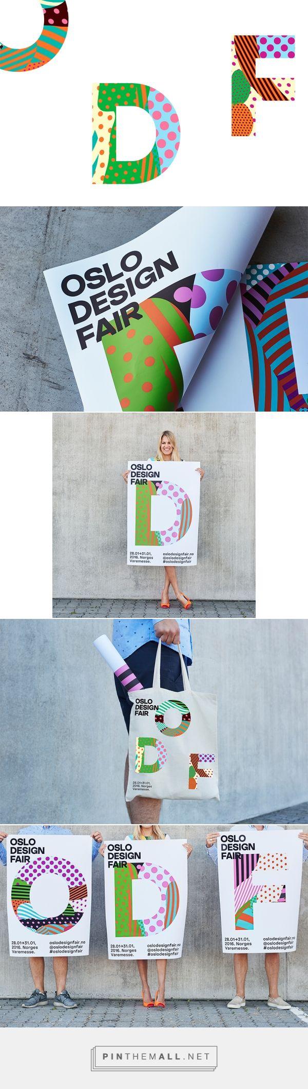 Brand & Id / Bielke & Yang: Oslo Design Fair — Collate