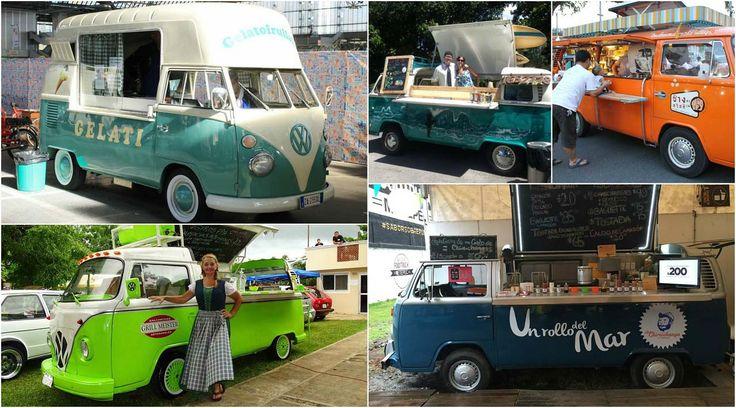 #foodtruck #volkswagen #vwtransporter  http://www.vochomania.mx