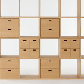 2x2 Drawer set,37 x 28 x 37cm