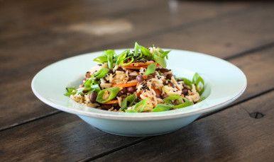 Würziger Azuki-Bohnen-Reissalat-2
