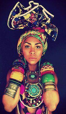 Tribal Beauty #EllaBellaBee9