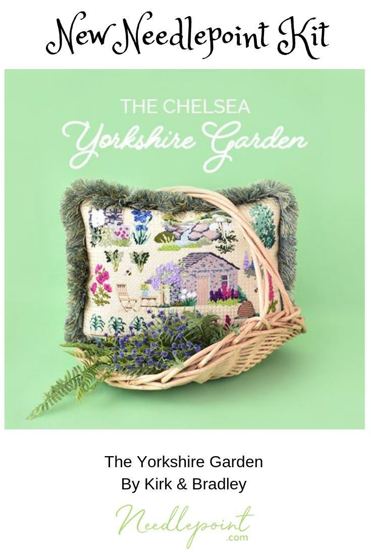 Chelsea Yorkshire Garden Kit Online Class With Images