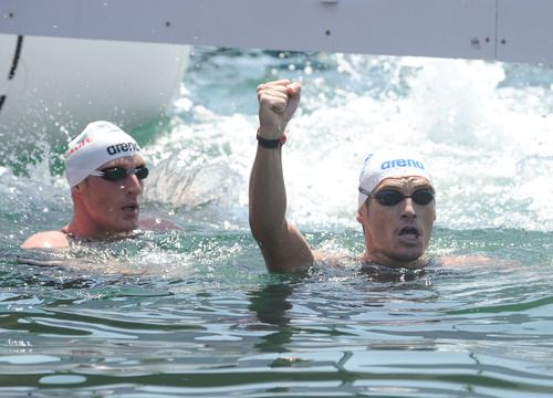 Open Water Swimming - Greek Gianniotis remains world champion in 10KM