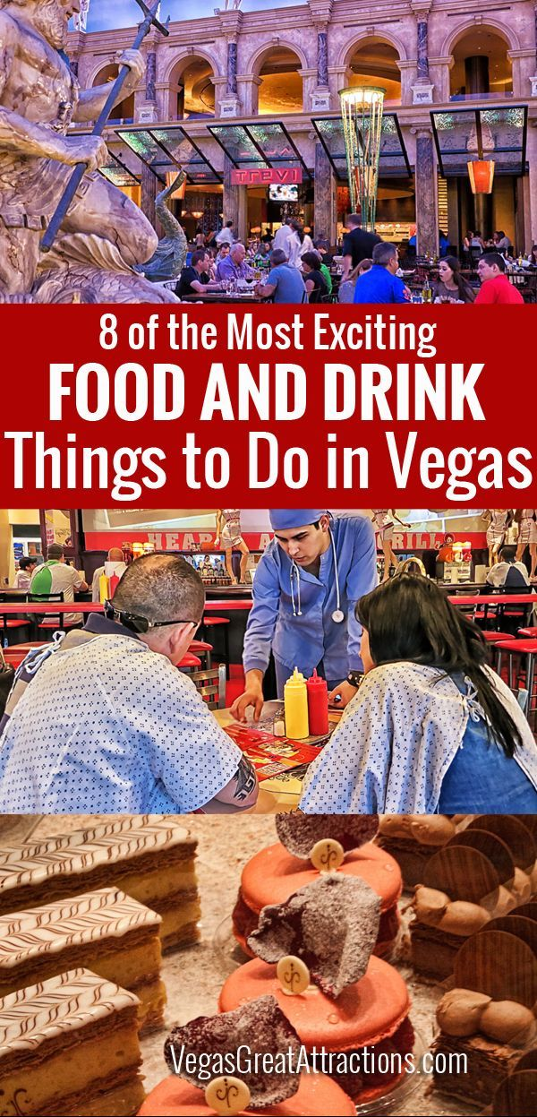 8 Of The Most Exciting Food And Drink Things To Do In