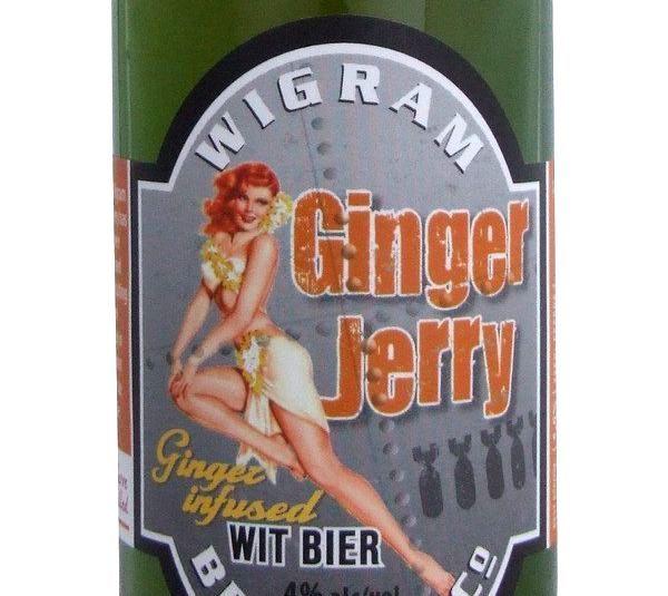 Wigram Ginger Jerry 330ml Beer in New Zealand - http://www.americanbeer.co.nz/beer-from-usa-in-nz/wigram-ginger-jerry-330ml-beer-in-new-zealand/ #american #usa #beer #nzbeer #NewZealand