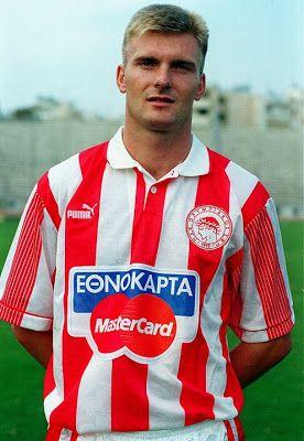 Juskowiak Andrzej Mieczyslaw. Gostyn. Poland. (1970). Επιθετικός. Από το 1995-1996. ( 25 συμμετοχές 12 goals ). Παρατσούκλι '' Jusko ''.
