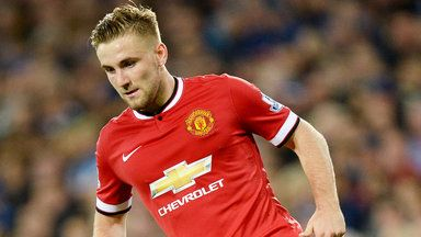 Luke Shaw: Injuries have curtailed the 19-year-old's involvement this season