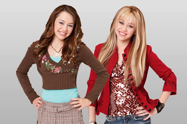 Are You More Miley Stewart Or Hannah Montana? I got Miley