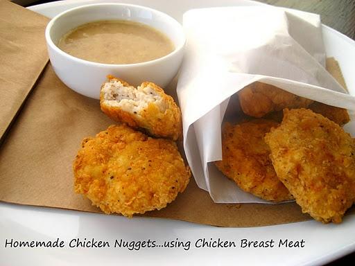 copycat mcdonalds chicken nuggets