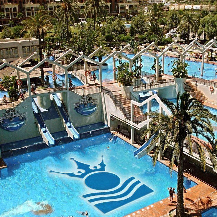 34 mejores im genes sobre tobog n de agua en pinterest for Hoteles segovia con piscina