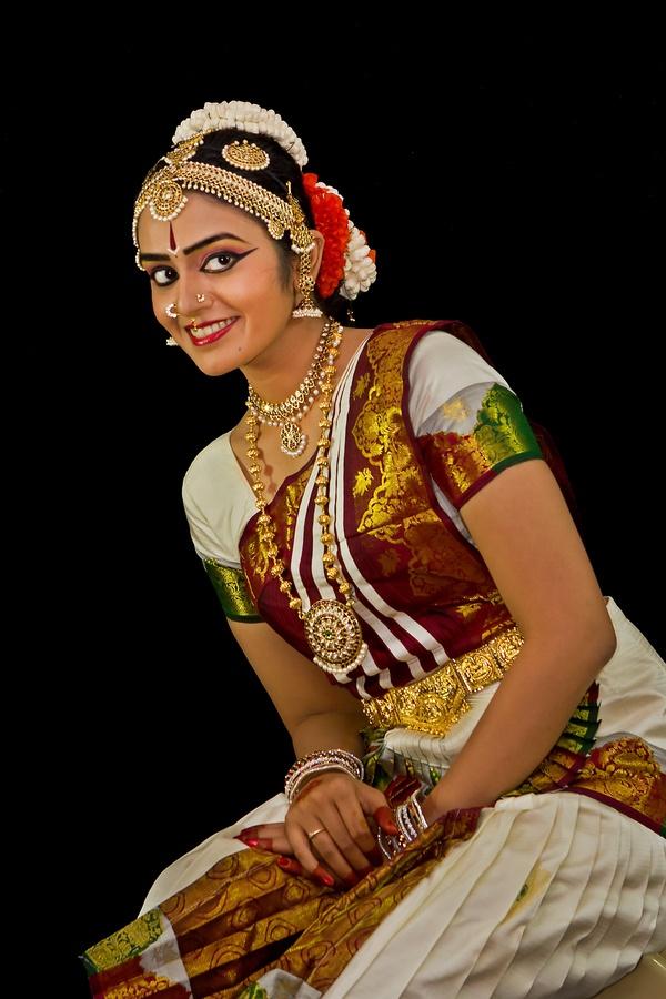 bharatanatyam makeup for kids - photo #24