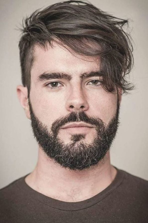 Supreme Recommendations On Matching Your Face Shapes To Haircut in 2020   Mens haircuts round ...
