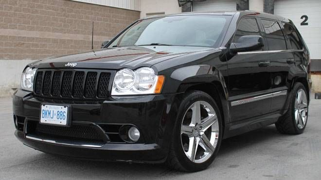 2006-2010 SRT8 Jeep Grand Cherokee