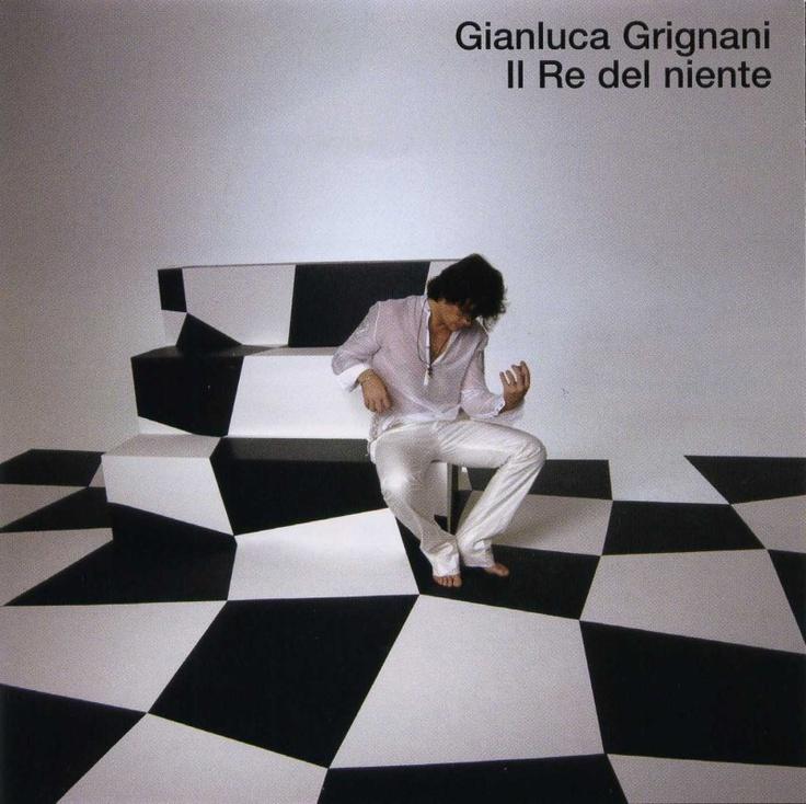 Gianluca Grignani - Il Re del Niente - 2005 - #GianlucaGrignani #IlReDelNiente - https://itunes.apple.com/it/album/re-del-niente-new-sanremo/id128933502