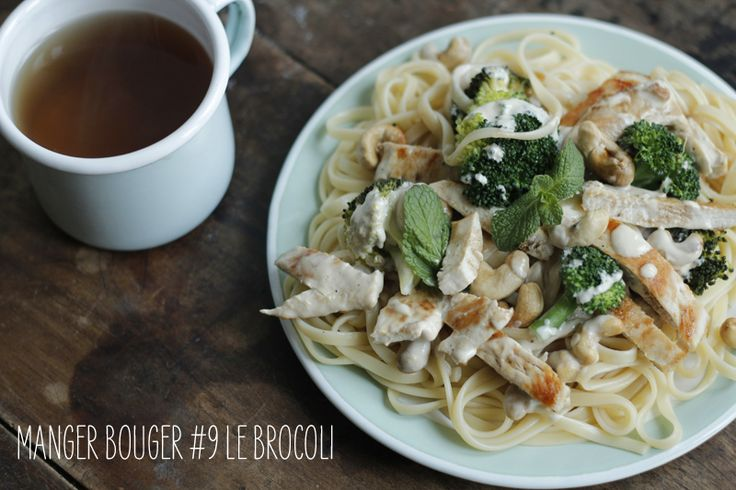 MANGER BOUGER #9 LE BROCOLI | Make my lemonade