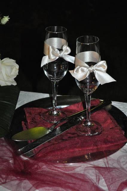 Bicchieri per gli Sposi