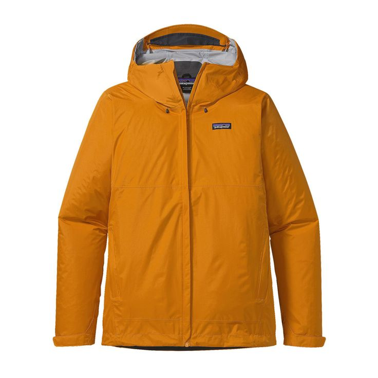 Patagonia Men's Torrentshell Jacket Sporty Orange - Jakker - Herre - Produkter