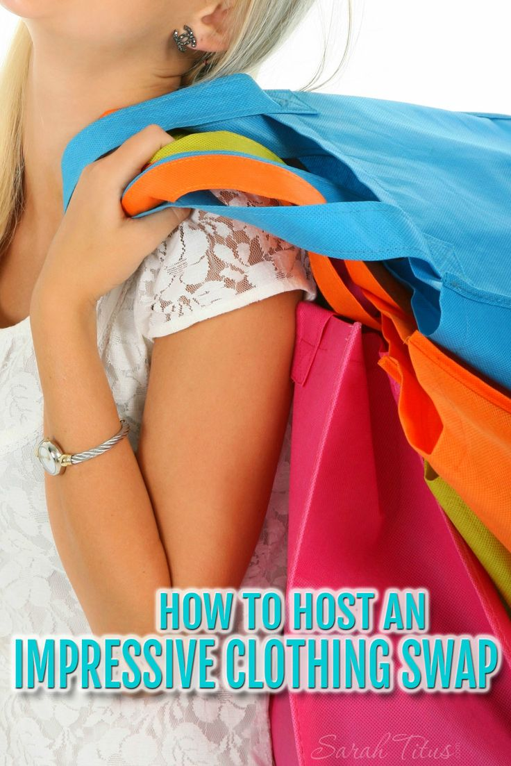Hosting a clothing swap can be a lot of fun, but there's a lot of room for error as well. Here's how to host an impressive clothing swap that will not only save you time, but money as well!