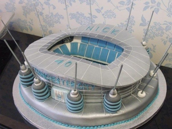Image detail for -Manchester City's Etihad stadium gets a detailed replica in cake form - WOW