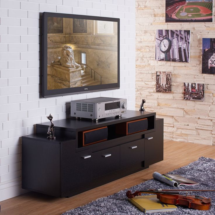 Furniture of America Peyton Modern tiered TV Stand. 505 best furniture images on Pinterest   Bedroom furniture  Sleigh